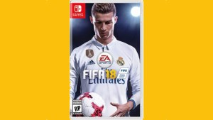FIFA 18 (Switch) Game Hub