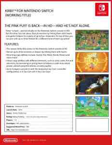 Kirby-Fact-Sheet