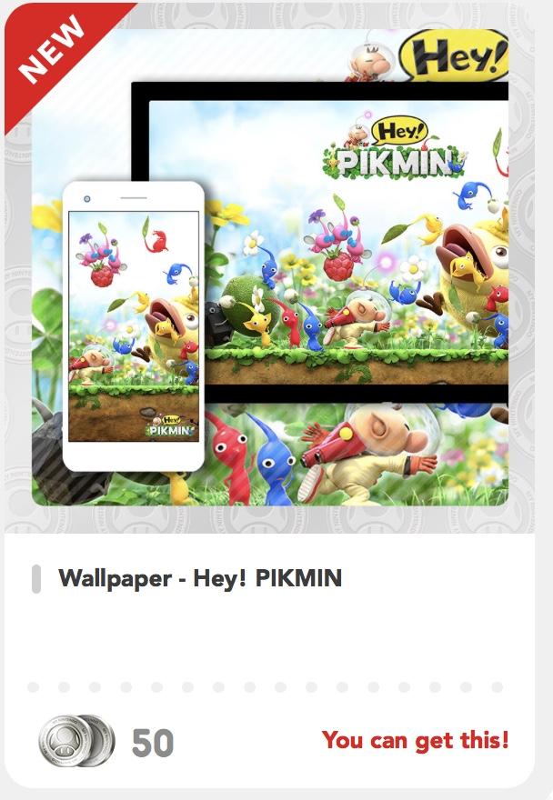 More Pikmin Rewards Come To My Nintendo Nintendo Times