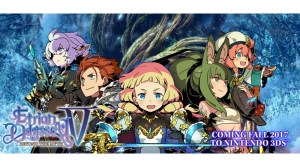 VIDEO: Etrian Odyssey V Dragoon Class & Launch Edition Details