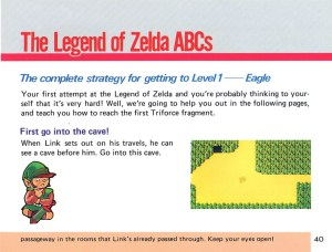 The Legend of Zelda Instruction Booklet - 40