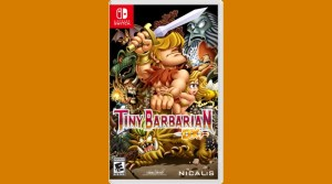 VIDEO: Tiny Barbarian DX Release Date Announced