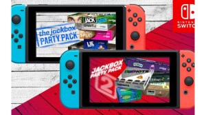The Jackbox Party Packs 1 & 2 Hit Switch On August 17