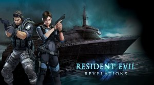 Two Retro Mini-Games In Resident Evil Revelations Collection