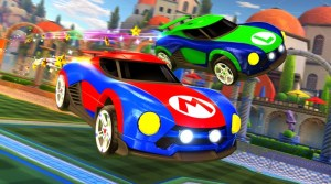 Rocket League Races Onto Switch On November 14