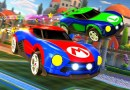 Rocket League Gets Mario, Luigi & Samus Battle-Cars