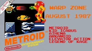 VIDEO: Warp Zone Podcast: August 1987