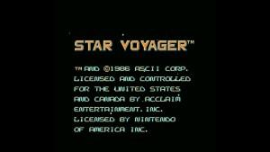Star Voyager (NES) Game Hub