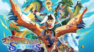 Monster Hunter Stories In Stores Today