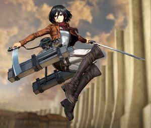 AttackonTitan2_Character Art_Mikasa