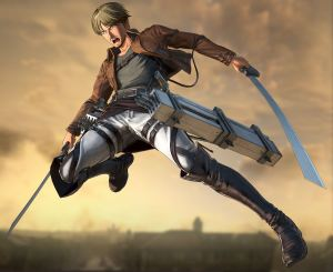 AttackonTitan2_Character Art_Mike