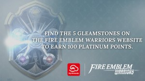 100 Platinum Points Up For Grabs On Fire Emblem Warriors Site