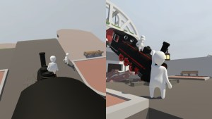Human Fall Flat - Switch -Train