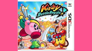 Kirby Battle Royale (3DS) Game Hub