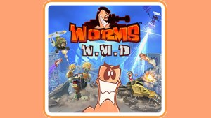 Worms W.M.D. (Switch) Game Hub