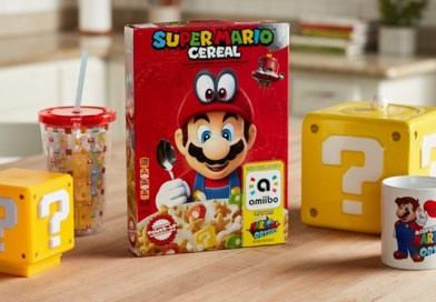 It's Official! The Limited Edition Super Mario Cereal Jumps To Retailers On December 11