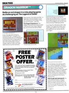 NIntendo Fun Club News | Winter 1987 - 14