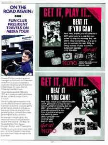 NIntendo Fun Club News   Winter 1987 - 27