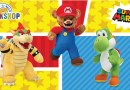 Mario Bears All With New Partnership