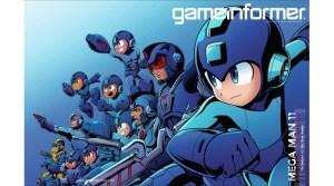 Mega Man 11 Graces Game Informer's January Cover