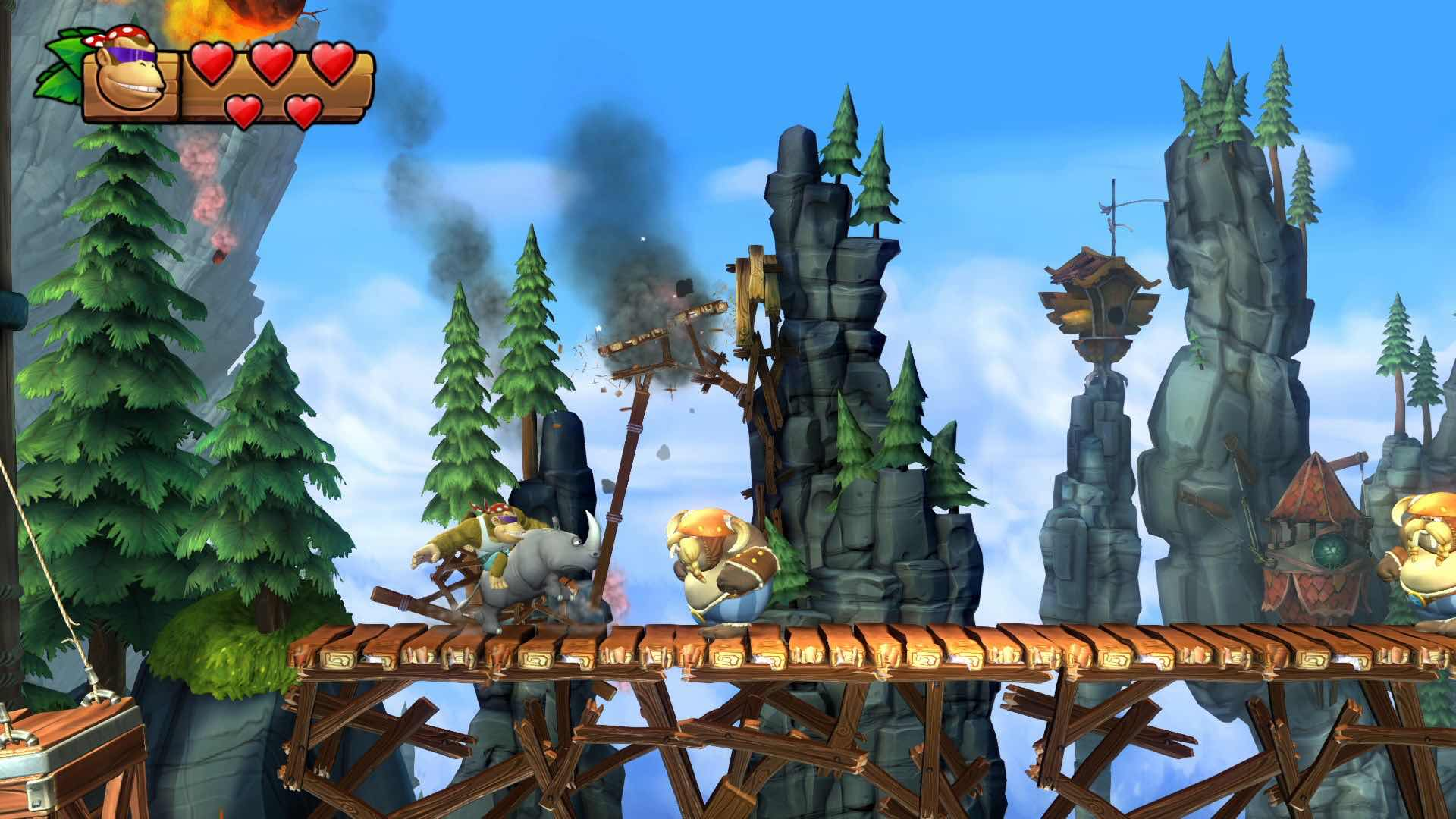 Donkey Kong Country Tropical Freeze 8 Nintendo Times