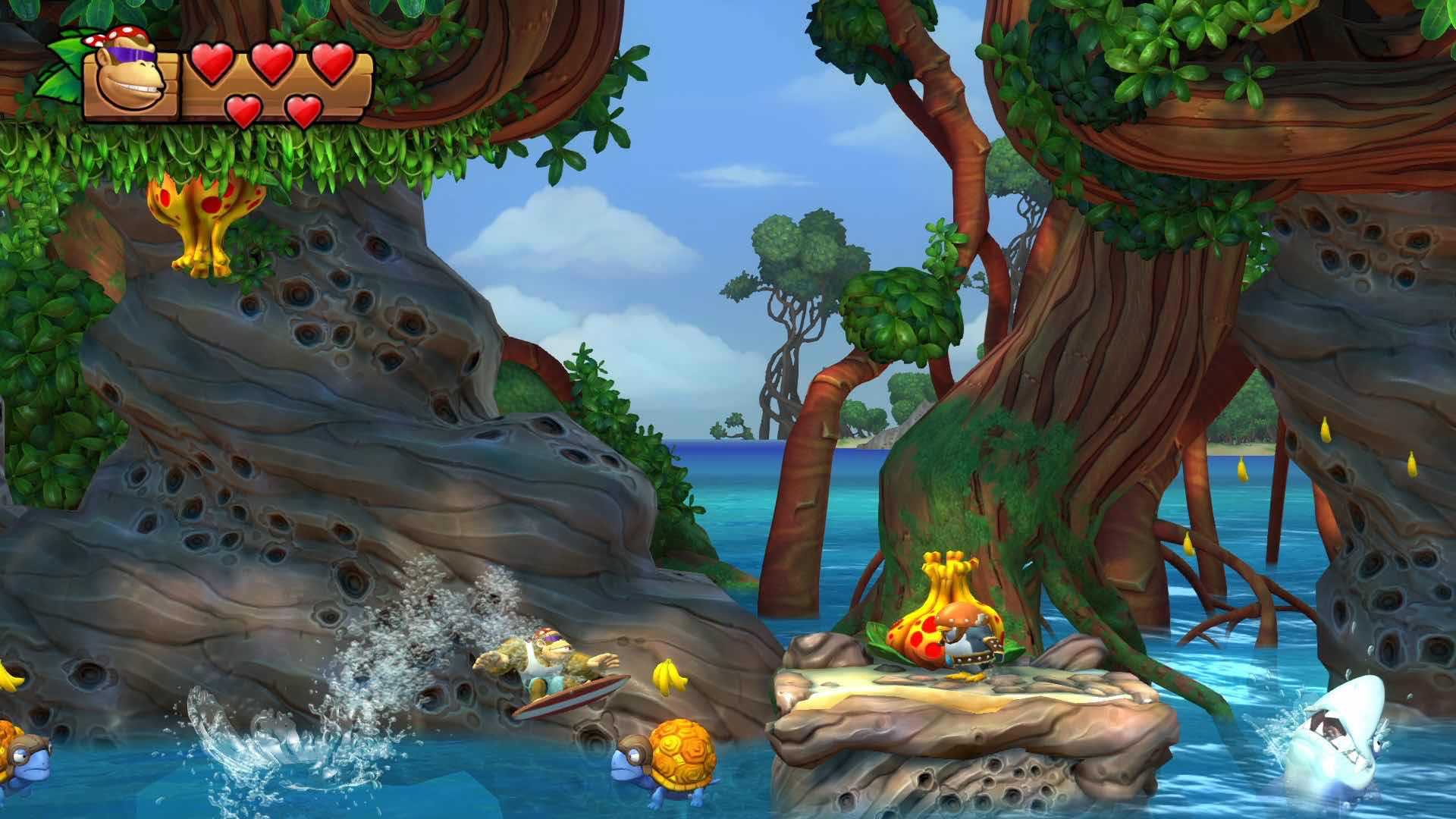 Donkey Kong Country Tropical Freeze 9 Nintendo Times