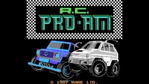 R.C. Pro-Am (NES) Game Hub