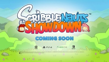 2-Games-In-1: Scribblenauts Mega Pack Comes To Switch On
