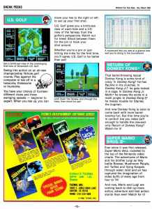 Nintendo Fun Club News | Feb-Mar 1988 P10