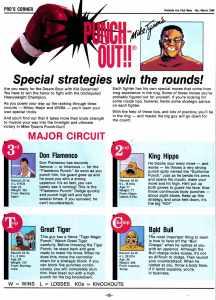 Nintendo Fun Club News | Feb-Mar 1988 Punch-Out