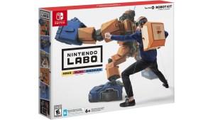 Nintendo Labo Toy-Con 02: Robot Kit (Switch) Game Hub