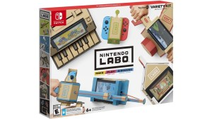 Nintendo Labo Toy-Con 01: Variety Kit (Switch) Game Hub