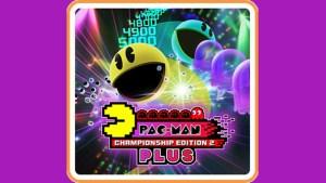 Pac-Man Championship Edition 2 Plus (Switch) Game Hub