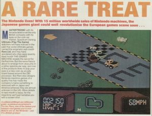 RC Pro Am - The Games Machine - February 1988 p14