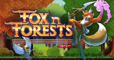 Fox n Forests Revives 16-bit Glory On The Switch