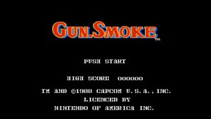 Gun.Smoke (NES) Game Hub