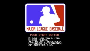 Major League Baseball (NES) Game Hub