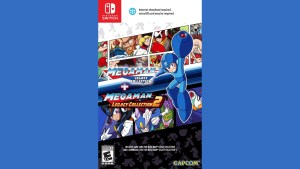 Mega Man Legacy Collection 1 + 2 (Switch) Game Hub