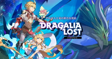 Debut Trailer & Details For Nintendo's New Mobile Game: Dragalia Lost