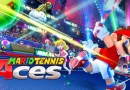 New Mario Tennis Aces Screens Showcase Powerful & Defensive Characters