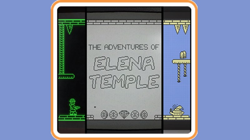 Adventures of Elena Temple (Switch) Game Hub
