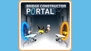 Bridge Constructor Portal (Switch) Game Hub