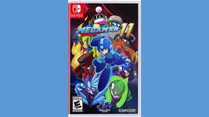 Mega Man 11 (Switch) Game Hub