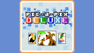 Pic-a-Pix Deluxe (Switch) Game Hub