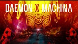 Daemon X Machina (Switch) Game Hub