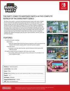 E32018-Factsheet-SuperMarioParty-Switch