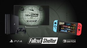 Fallout Shelter Now Available On Nintendo Switch