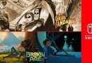 Grim Fandango Remastered & Broken Age Announced For Switch