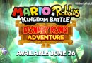 Mario + Rabbids Donkey Kong DLC Is Quite Substantial