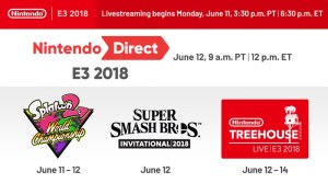 A Handy Guide To Nintendo's Events At E3 2018